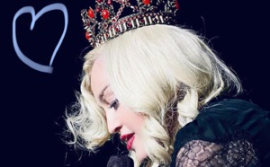 Send your love to Madonna