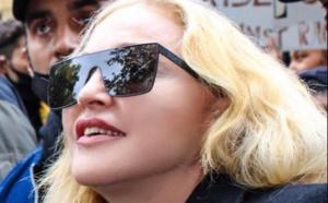 Madonna participe aux manifestations