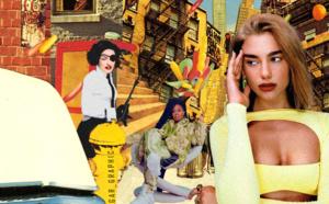 Hommage au 1er single de Madonna par Izzagar
