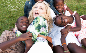 Madonna en Jamaique pour son birthday