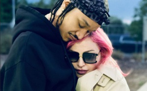 Madonna et Ahla Malik