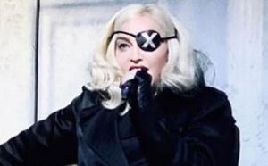 Madonna sur IInstagram