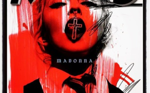 @Madonna on the cover of Mojo magazine