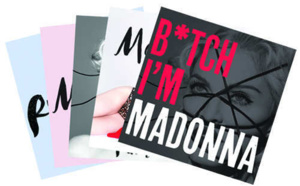Rebel Heart : les cartes postales en bonus