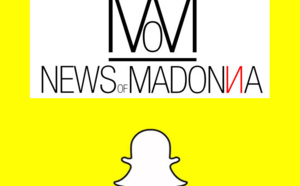 News Of Madonna sur SNAPCHAT