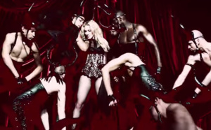 Madonna's Living For Love : videoclip on VEVO