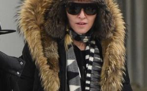 Madonna en route pour Londres