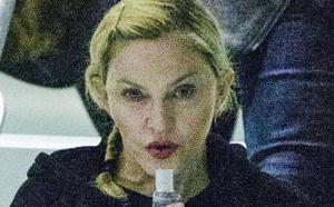 Brit awards : les répét de Madonna