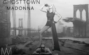Madonna  : ghostTown sera le nouveau Single