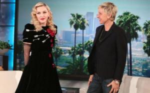 Madonna rend hommage à Ginger Rogers