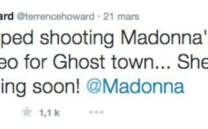 Le clip de Ghosttown est terminé