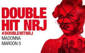 Double hit Nrj avec Maroon 5 et Madonna