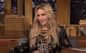L'interview de Madonna chez Jimmy Fallon