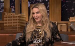 L'interview de Madonna chez Jimmy Fallon