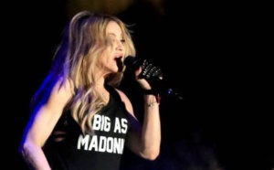 La performance de Madonna à Coachella