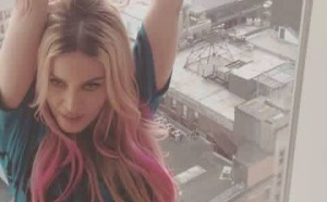 """Madonna : Tournage du clip de """"Bitch I'm Madonna"""""""