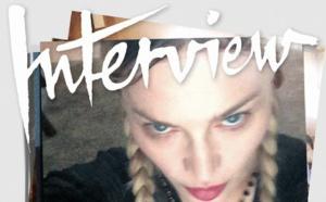 Madonna : Interview Magazine - September Issue 2015