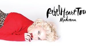La Set-List du Rebel Heart Tour dévoilée à Montreal