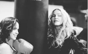 Madonna : de retour à la maison