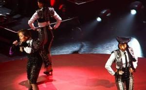 Les 2 costumes de Madonna