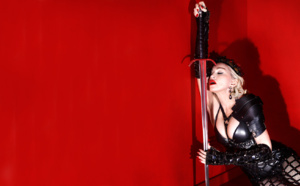 Communiqué de presse : Rebel Heart Tour leg Européen