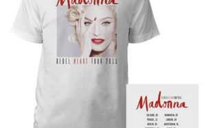 Rebel Heart Tour : Merchandising Europe