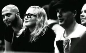 MDNA Tour : Regardez Madonna dans les coulisses des répétitions