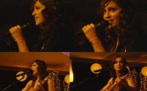 Vidéos (HQ) de Madonna à la Cantine du Faubourg, Paris