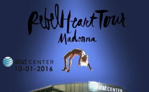 REBEL HEART TOUR SAN ANTONIO