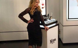 Lancement MDNA Skin à Tokyo avec Madonna