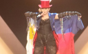 Madonna bannie des Philippines ?!
