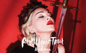 Le DVD du Rebel Heart tour sera filmé à Sydney