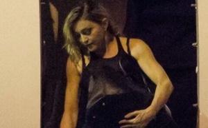Madonna est arrivée à Sydney