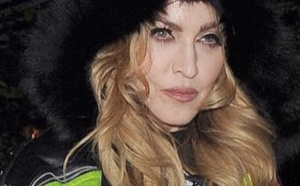 Madonna toujours à Londres !