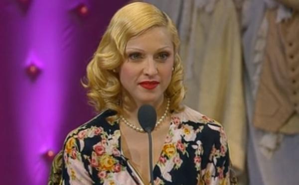 Madonna c'est Madonna