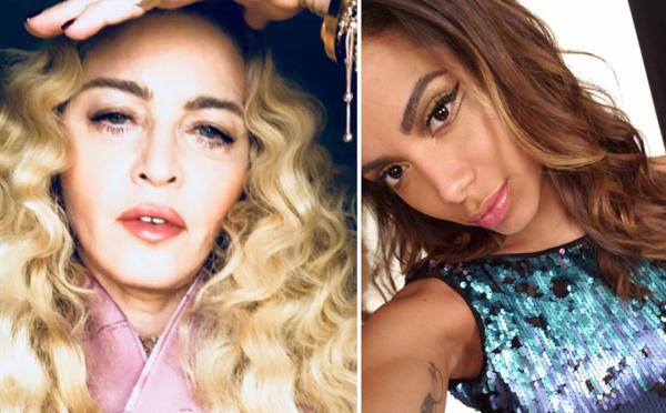 Duo Madonna et Anitta confirmé