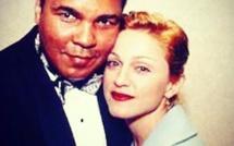 Madonna rend hommage à Mohammed Ali
